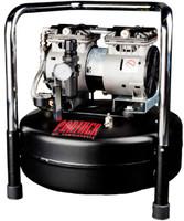 PC90/24, Panther Oil Free Mini Air Compressor, 6.3 Gallon Tank, Wobble Piston, 3.25 CFM, 115/1/60