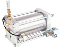 RD750, Zero-loss Pneumatic Robo-Drain Valve , With Stainless Steel Vessel