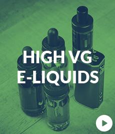 High VG E Liquids