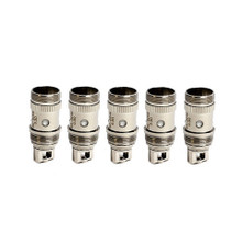 5 Pack iJust 2 Coils EC Head Sub Ohm Coil Atomizer Heads
