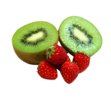 Strawberry Kiwi e liquid by OMG e liquids