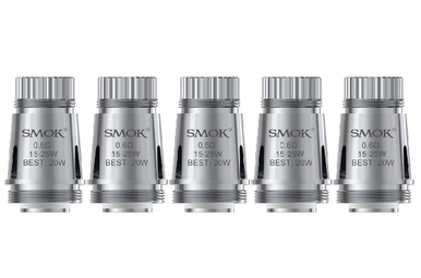 5 Pack Smok  Brit Mini BM2 Coils £12.49