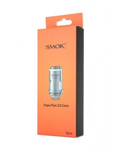 5 Pack SMOK Vape Pen 22 Coils