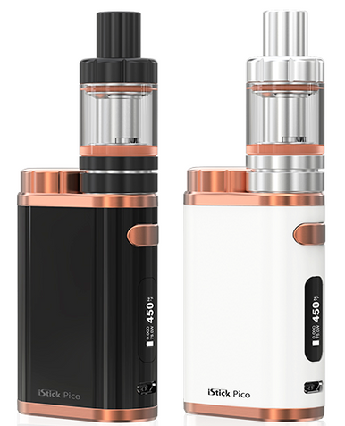 Eleaf iStick Pico 75w Starter Kit 30ml Free E Liquid £49.99