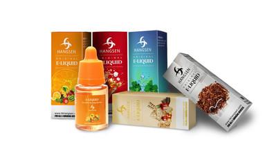 10 Hangsen 10ml E Liquids Variety Pack £16.99