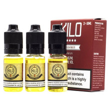 Mixed Fruit E Juice By Kilo 3 x 10ml for only £11.99