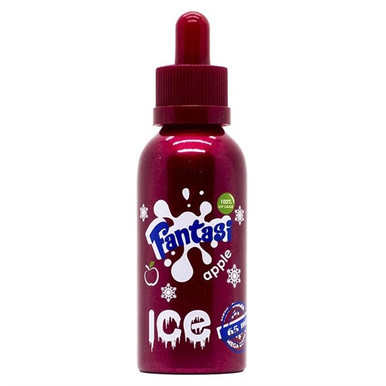 Fantasi Apple Ice E Liquid by Fantasi Only £15.99 (Zero Nicotine)