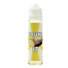 Pound It E Liquid by Food Fighter Juice Only (Zero Nicotine)