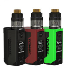 Wismec Reuleaux RX Gen3 Mod & Gnome Tank Vaping Kit Colours