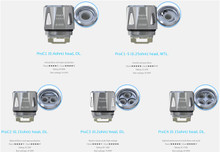 5 Pack Joyetech ProC Series Coil Atomizer Heads