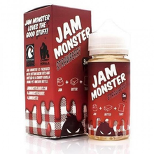 Strawberry Jam Monster Eliquid 100ml by Fresh Juice Co Only £24.99 (Zero Nicotine & Free Nic Shots)