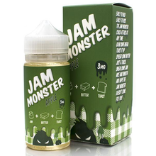 Apple Jam Monster Eliquid 100ml by Fresh Juice Co Only £24.99 (Free Nic Shots)