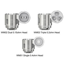 5 Pack Wismec WM Gnome Coil Heads WM01 WM02 WM03 COILS