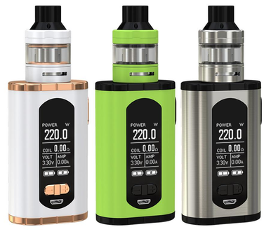 Eleaf Invoke 220w TC Vaping Kit