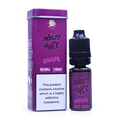 Grape Eliquid (A$AP Grape) By Nasty Juice