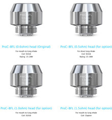 5 Pack Joyetech ProC BFL Coil Atomizer Heads