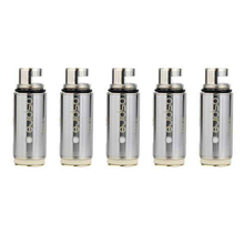 5 Pack Aspire Breeze Replacement Coil Heads for Breeze 1 or Breeze 2 Kits