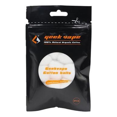 Geek Vape 8 pack Organic Cotton Balls