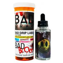 Bad Blood E Liquid 60ml by Bad Drip Labs Only £16.99 (Zero Nicotine)
