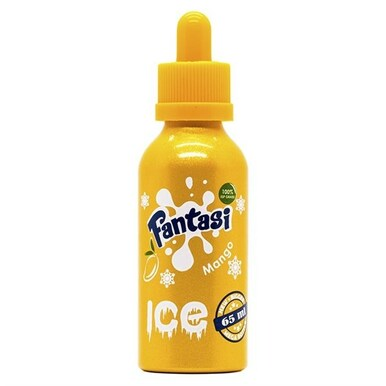 Fantasi Mango Ice E Liquid by Fantasi Only £15.99 (Zero Nicotine)