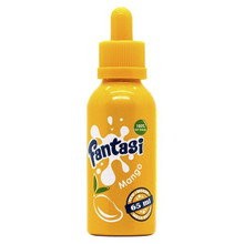 Fantasi Mango E Liquid by Fantasi inc FREE NIC SHOT(Zero Nicotine)