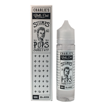 POPS Sweet and Sour Melon E Liquid 50ml (60ml/3mg if nicotine shot added) by Charlie's Chalk Dust Stumps Only £14.95 (FREE NICOTINE SHOT)