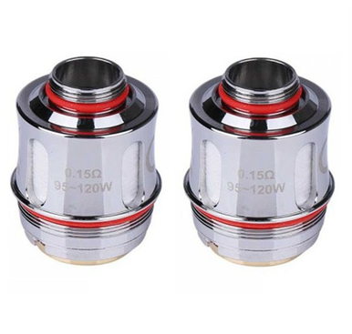 2 Pack Uwell Valyrian Replacement Coil Heads