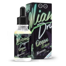 Ocean Lime Miami Drip Club 50ml by Cheap Thrills (60ml/3mg if nicotine shot added) inc FREE NICOTINE SHOT