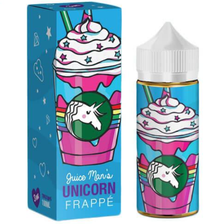 Unicorn Frappe Eliquid 100ml by Juice Man USA Only £17.99(Zero Nicotine)