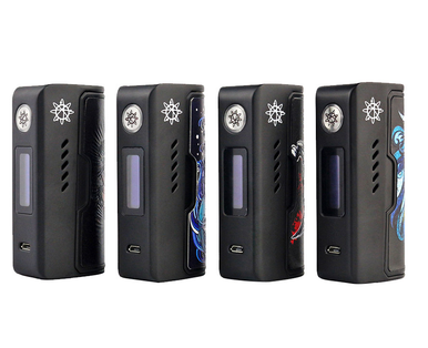 Dovpo Rogue 100 Mod in Black