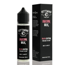 Unicorn Milk Shortfill E Liquid 50ml by Cuttwood