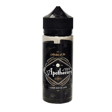 Nectar D'or E Liquid 100ml Shortfill by E-Apothecary (Zero Nicotine & Free Nic Shots to make 120ml/3mg)