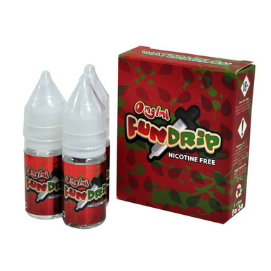 Watermelon E Liquid 3x10ml By Fun Drip
