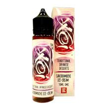 Sakuramochi Koi E Liquid 50ml(60ml with 1 x 10ml nicotine shots to make 3mg) by Element (Zero Nicotine)