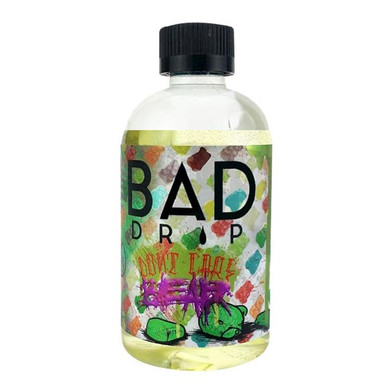 Dont Care Bear E Liquid 100ml Shortfill By Bad Drip Labs