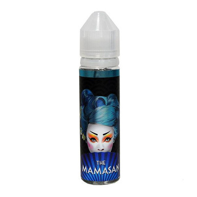 A.S.A.P E Liquid 50ml(60ml with 1 x 10ml nicotine shots to make 3mg) Shortfill by The Mamasan