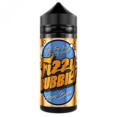Iron Brew E Liquid 100ml (120ml with 2 x 10ml nicotine shots to make 3mg) Shortfill by Fizzy Bubbily