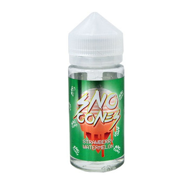 Strawberry Watermelon 80ml (100ml with 2 x 10ml nicotine shots to make 3mg) Shortfill By Sno Cones