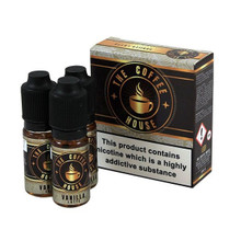 Vanilla Latte E Liquid 3x10ml By The Coffee House