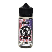 Advocacyman E Liquid 100ml (120ml with 2 x 10ml nicotine shots to make 3mg) Shortfill By The Merge