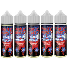 5 x 50ml Point Five Ohms High VG E Liquids Free Delivery £24.99 Free Delivery