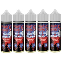 5 x 50ml Point Five Ohms High VG E Liquids Free Delivery £23.99 Free Delivery