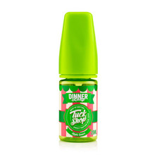 Apple Sours E Liquid 25ml By Dinner Lady Tuck Shop