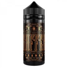 Orange Custard E Liquid 100ml by The Gaffer (Zero Nicotine & Free Nic Shots to make 120ml/3mg)