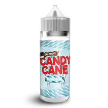 Candy Cane Bubblegum E Liquid 100ml by Dr Frost (Zero Nicotine & Free Nic Shots to make 120ml/3mg)