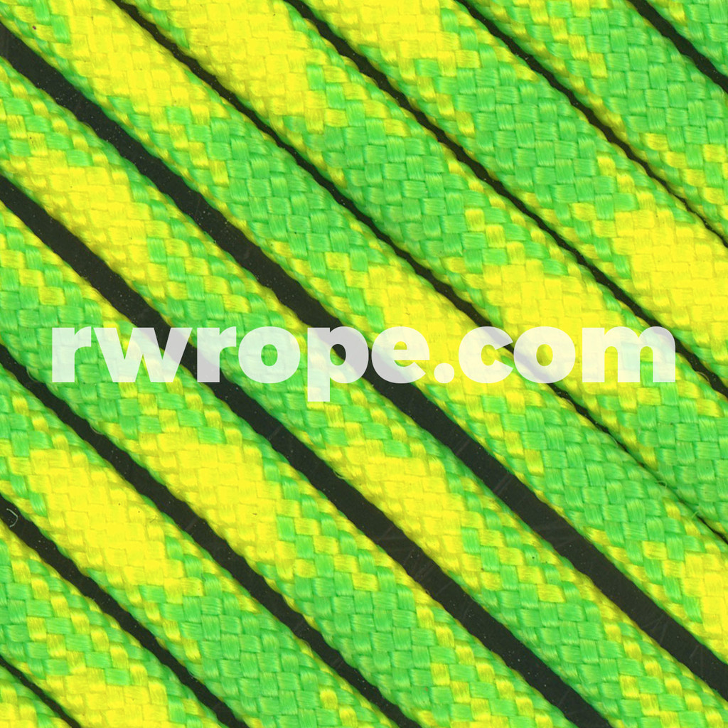 Paracord 550 in Dayglow