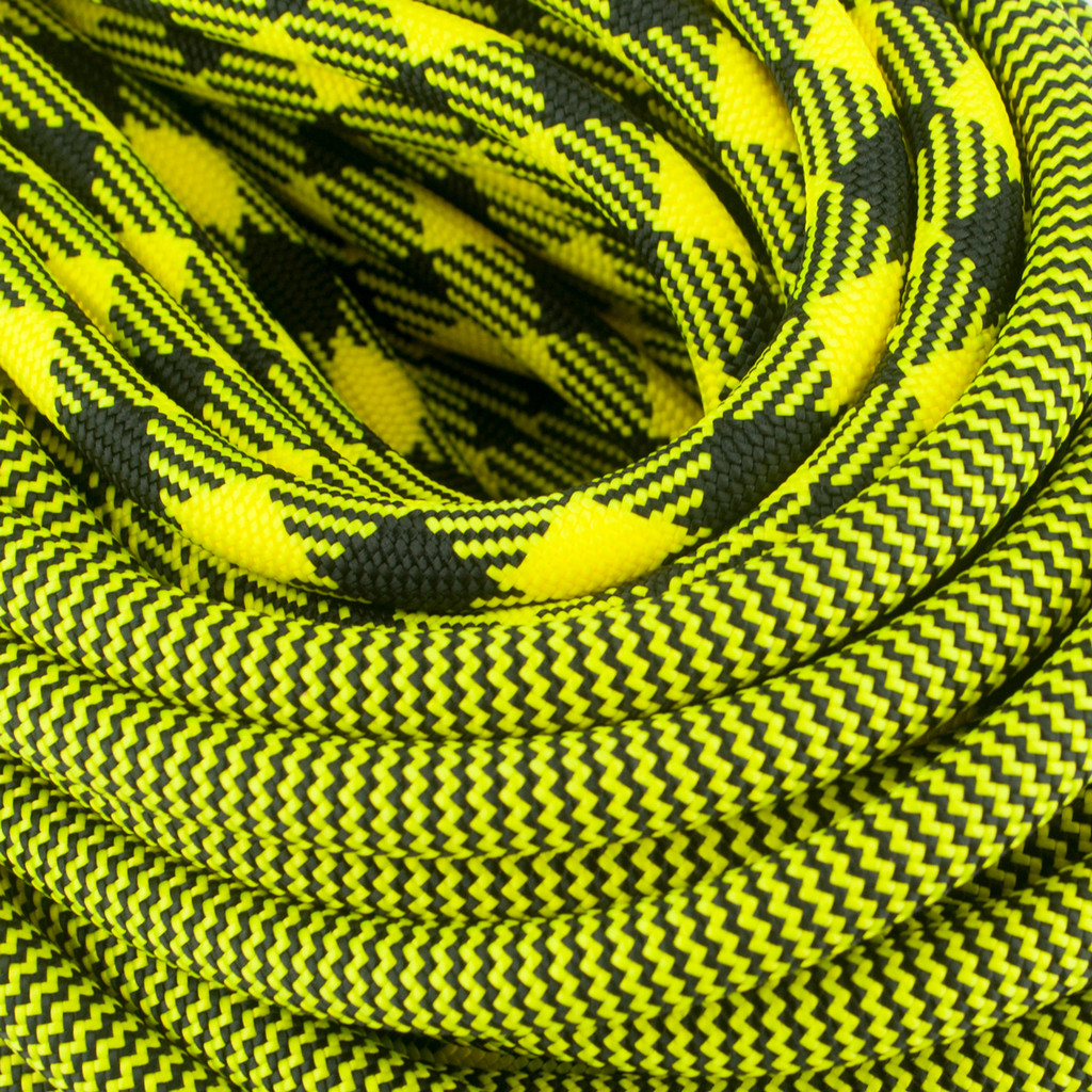 Pinnacle - 2X Dry -8.5mm x 60M - Yellow Jacket