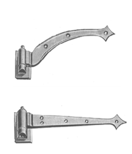 Hook & Ride Hinges