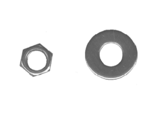 Silicon Bronze Nuts & Washers