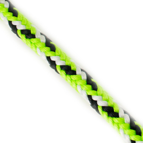 T-Vee Braided Safety Blue Arborist Rope